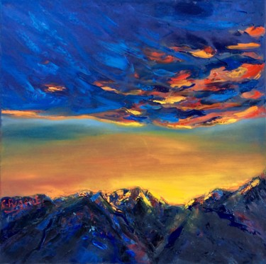 """Collection """"Paysages imaginaires""""  Flamboyance"""
